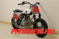 Питбайк SUNDAY MOTORS FLAT TRACK S147 14/14 ,150cc,  2019г.