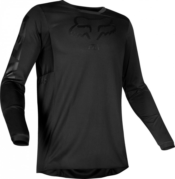 Мотоджерси Fox 180 Sabbath Jersey Black S (17259-001-S)