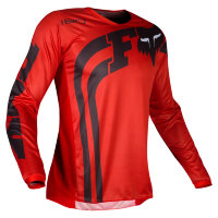 Мотоджерси FOX 180 Race Red Black, L